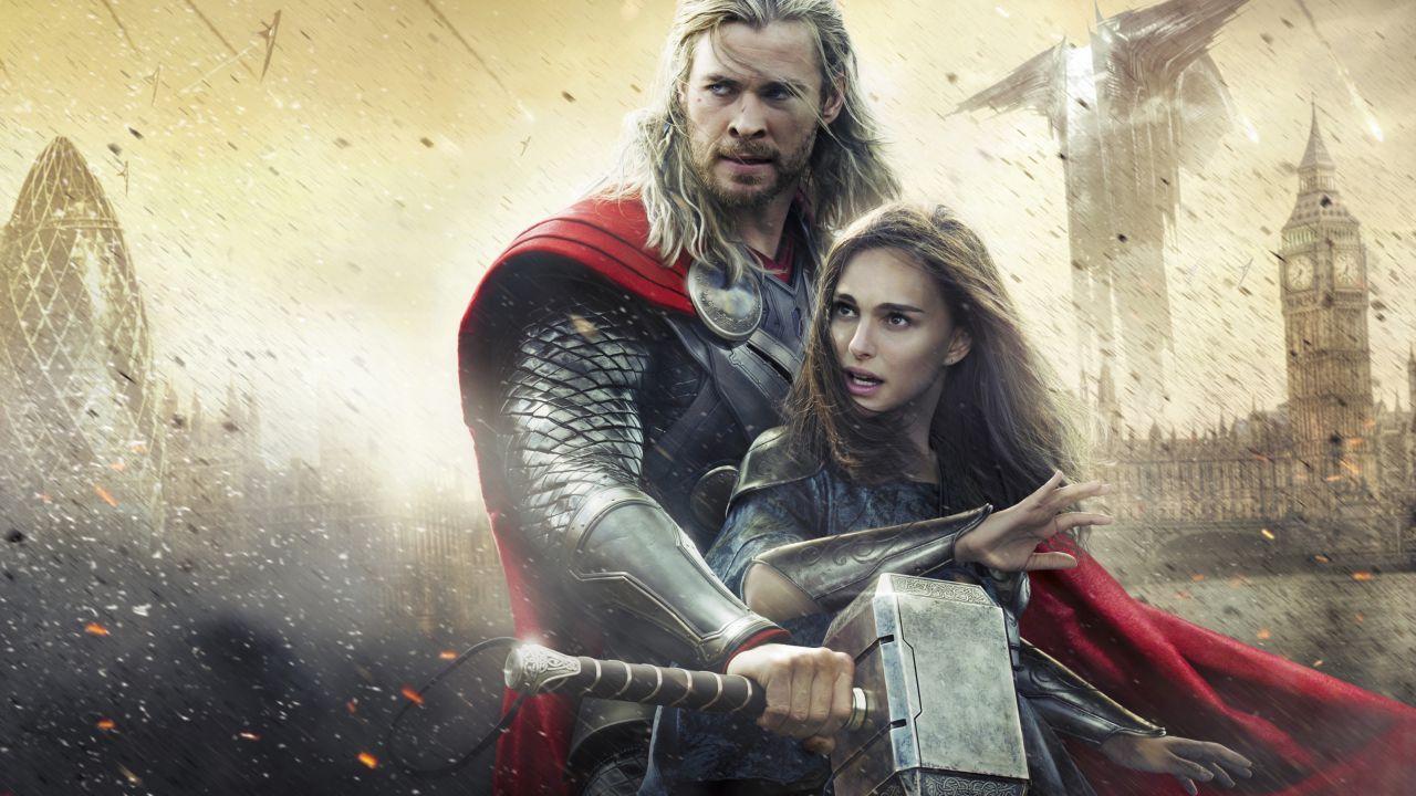 Thor: Love and Thunder, Taika Waititi mostra l'armatura tecnologica di Miek