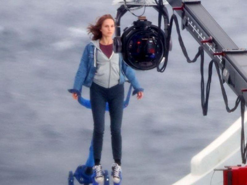 Thor: Love and Thunder, il video dal set mostra la trasformazione di Jane Foster in Thor?