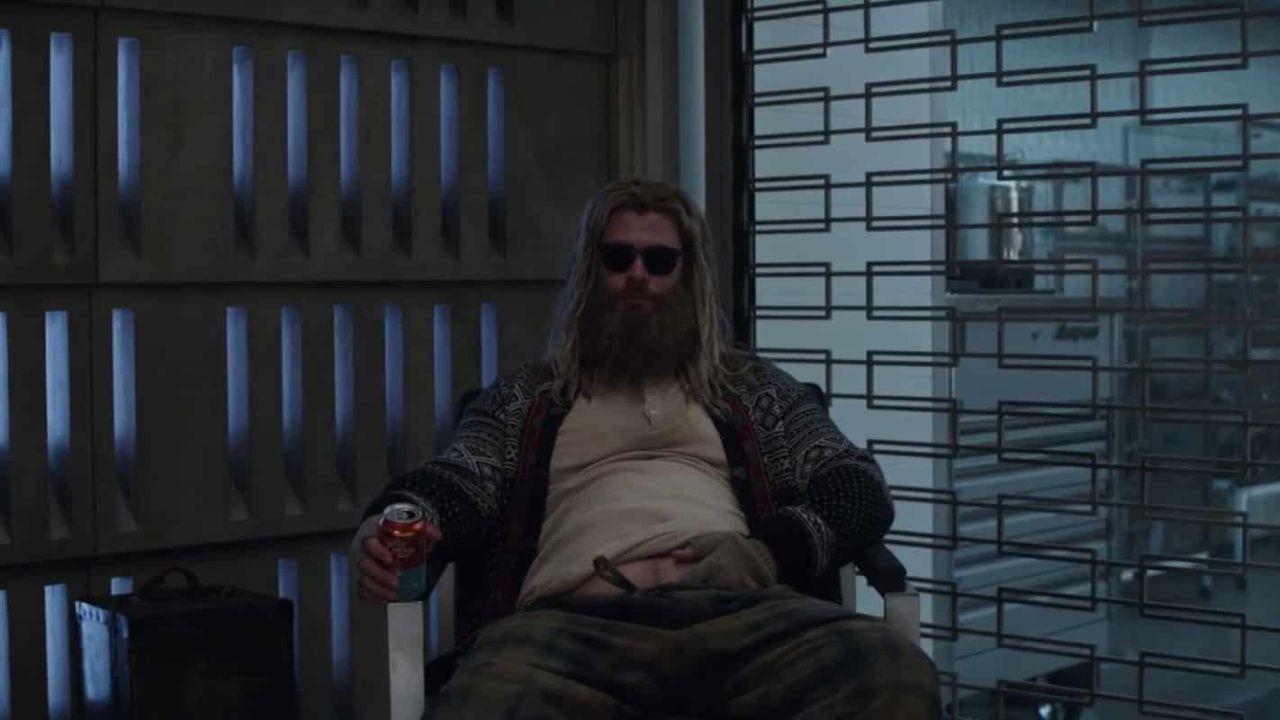 Thor: Love & Thunder, il titolo provvisorio è esilarante: Chris Hemsworth a dieta!