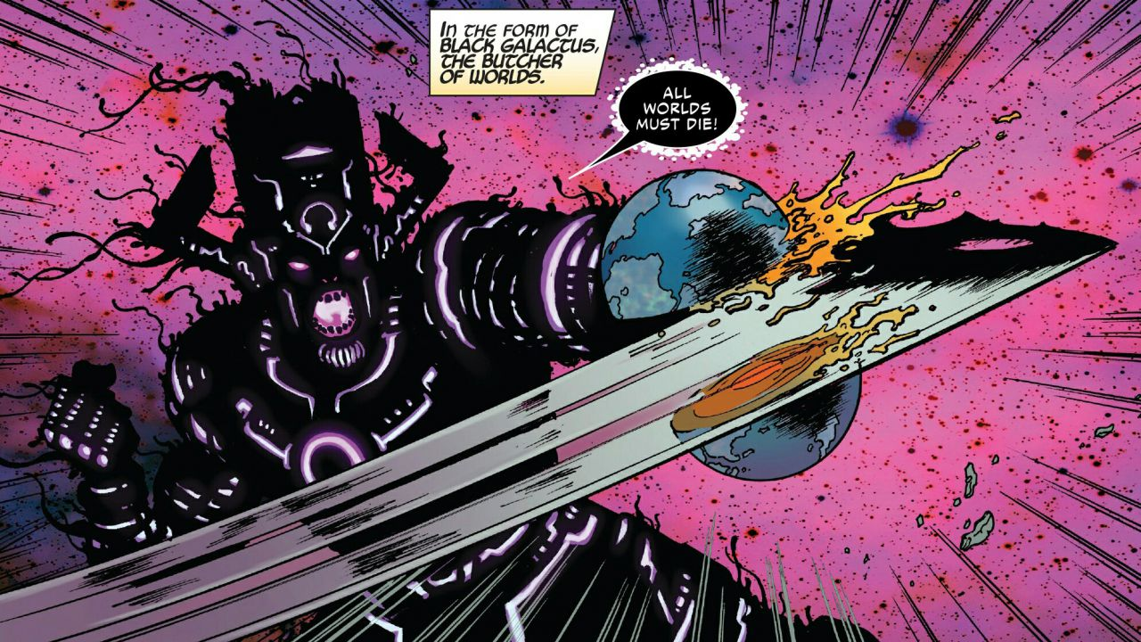 Thor: Il nuovo numero della collana rivela le origini di Galactus