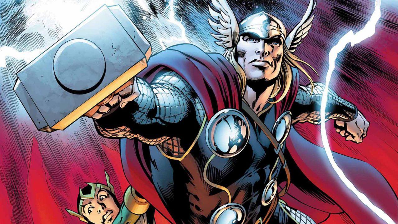 Thor: il potere di Mjolnir scatena uno scontro tra il Dio del Tuono e un Avenger