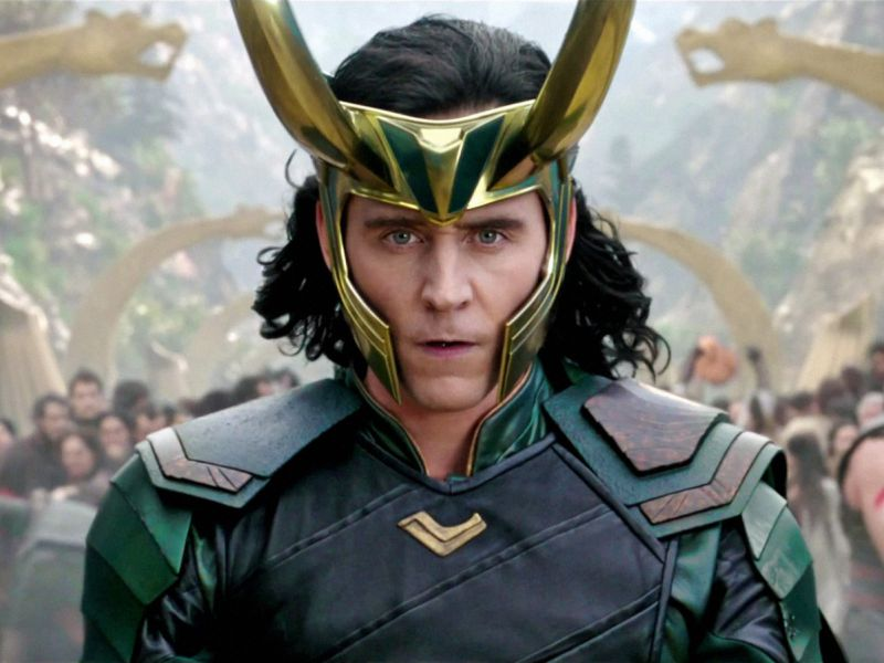 Thor: Ragnarok, un costume alternativo per il Loki di Tom Hiddleston in questi concept art