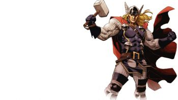 Thor: Ragnarok, la descrizione del filmato, il nuovo look di Karl Urban