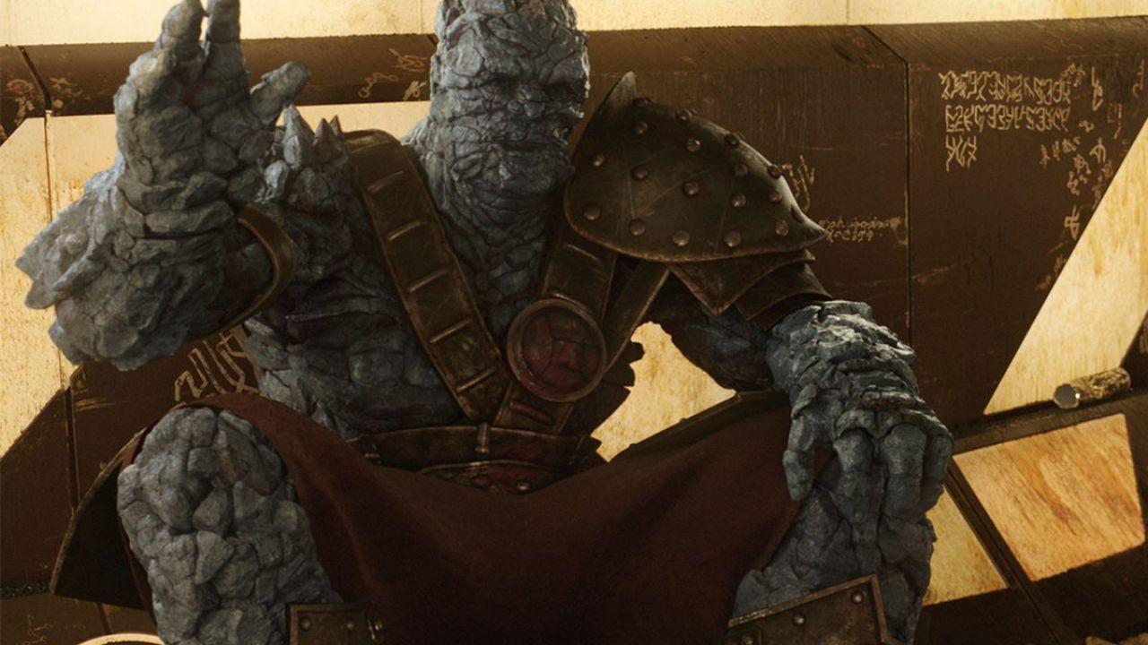 Thor: Ragnarok, Korg appariva già in The Dark World, ma forse non ve ne siete accorti