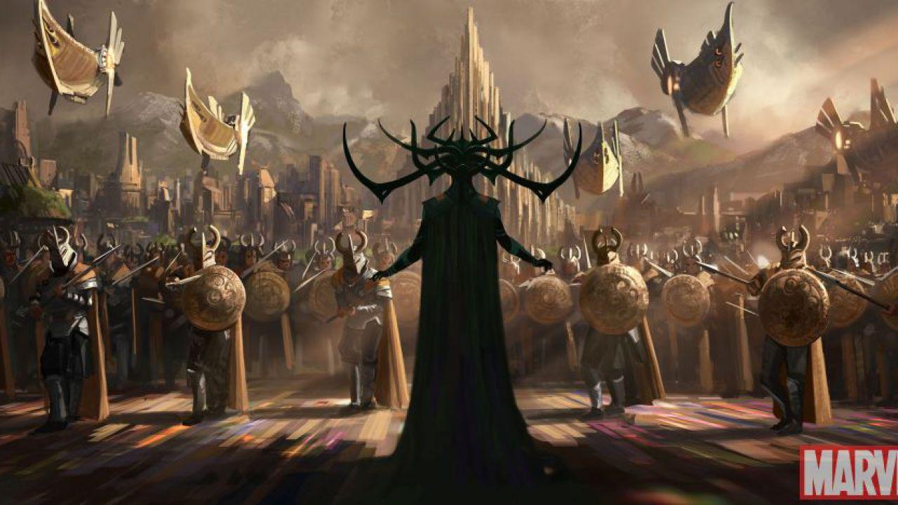 Marvel annuncia quattro nuovi attori per Thor: Ragnarok