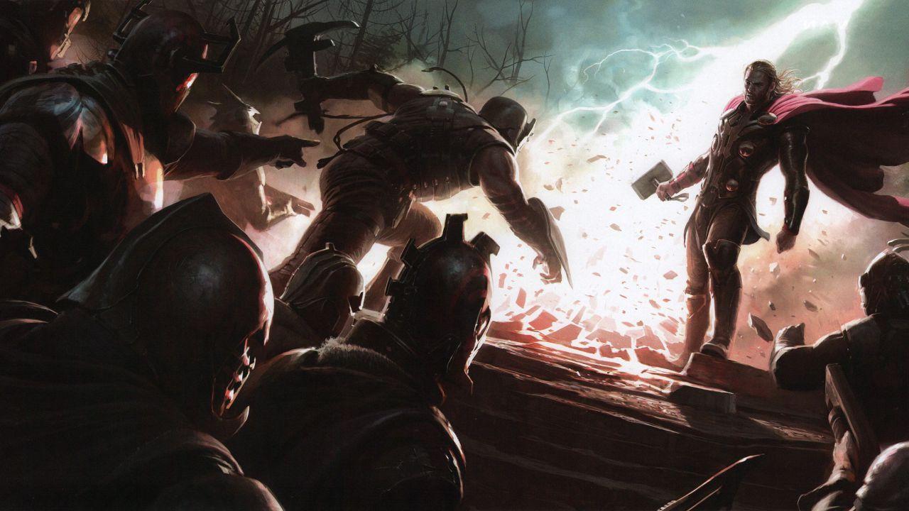 Thor: The Dark World, nuovo dietro le quinte sugli effetti visivi