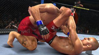 THQ estende la licenza per i titoli UFC fino al 2018