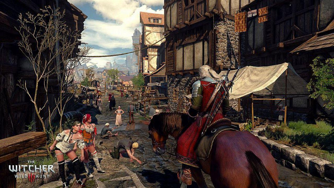 Thr Witcher 3 Wild Hunt: nuovi screenshot