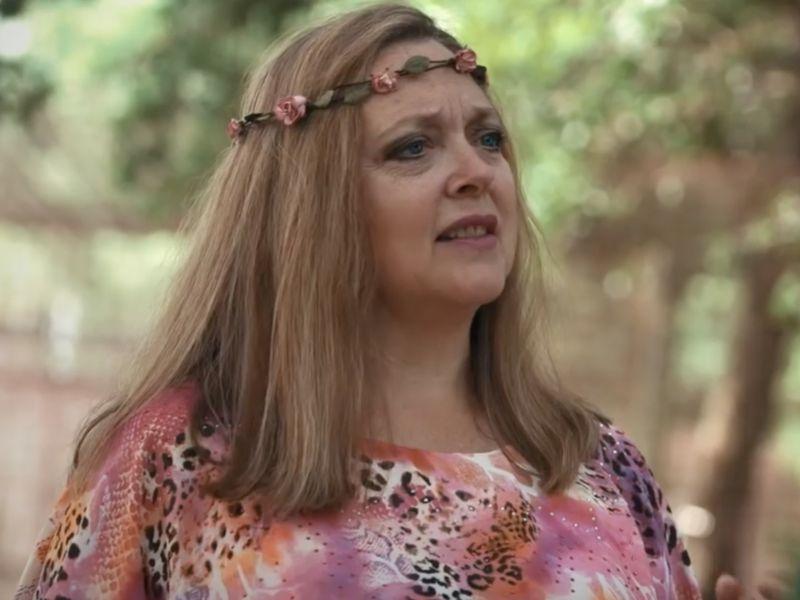 Tiger King, in arrivo un film dedicato a Carole Baskin: ecco chi dovrebbe interpretarla