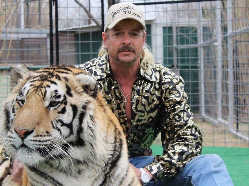 Tiger King: il team di Joe Exotic chiederà la grazia al presidente Trump
