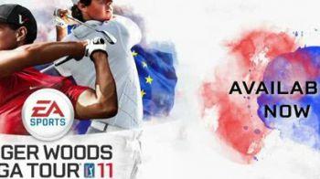 Tiger Woods PGA TOUR 11, l'edizione PlayStation Move in immagini e video