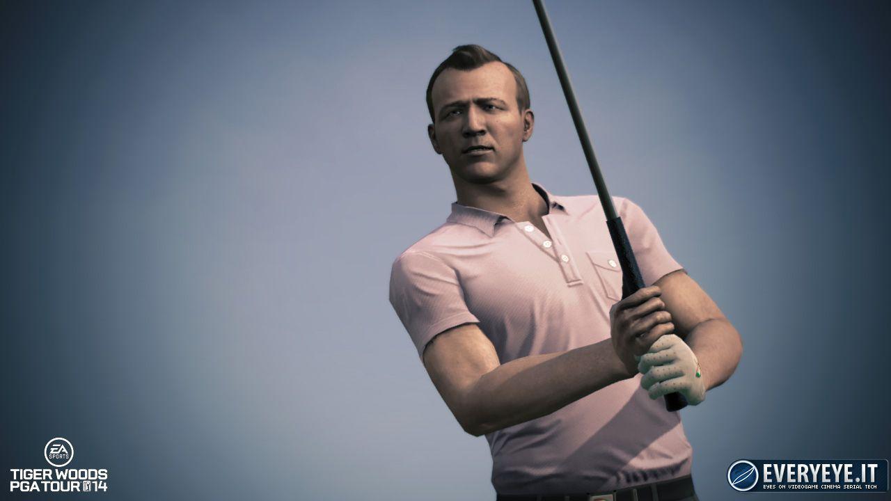 Tiger Woods PGA Tour 14: online la patch per PS3