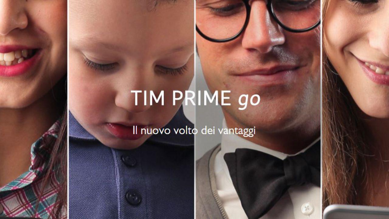 Tim - arrivano le rimodulazioni forzate verso 'Prime Go'