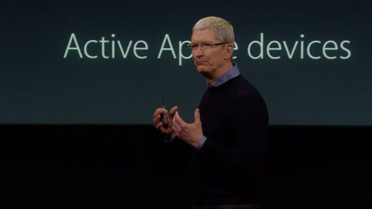 Apple lancia nuovo iPhone SE, con schermo da 4 pollici
