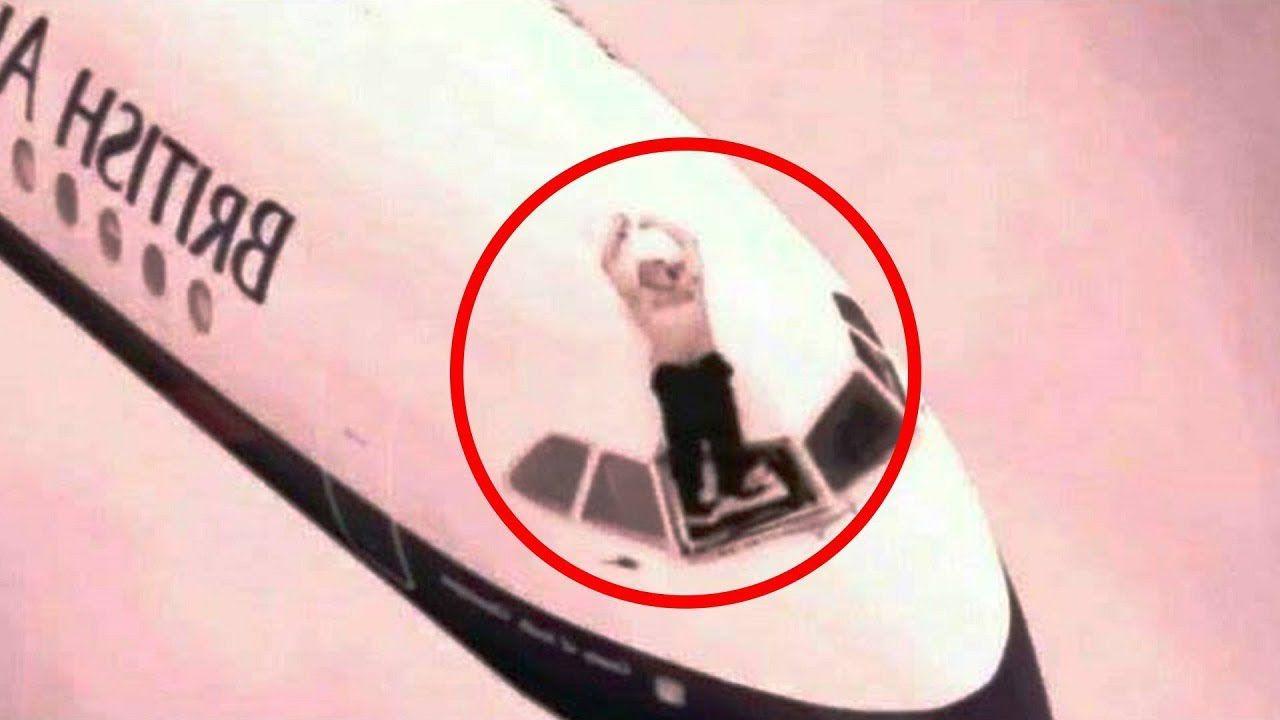 Tim Lancaster: la storia del capitano risucchiato dal finestrino dell'aereo in volo