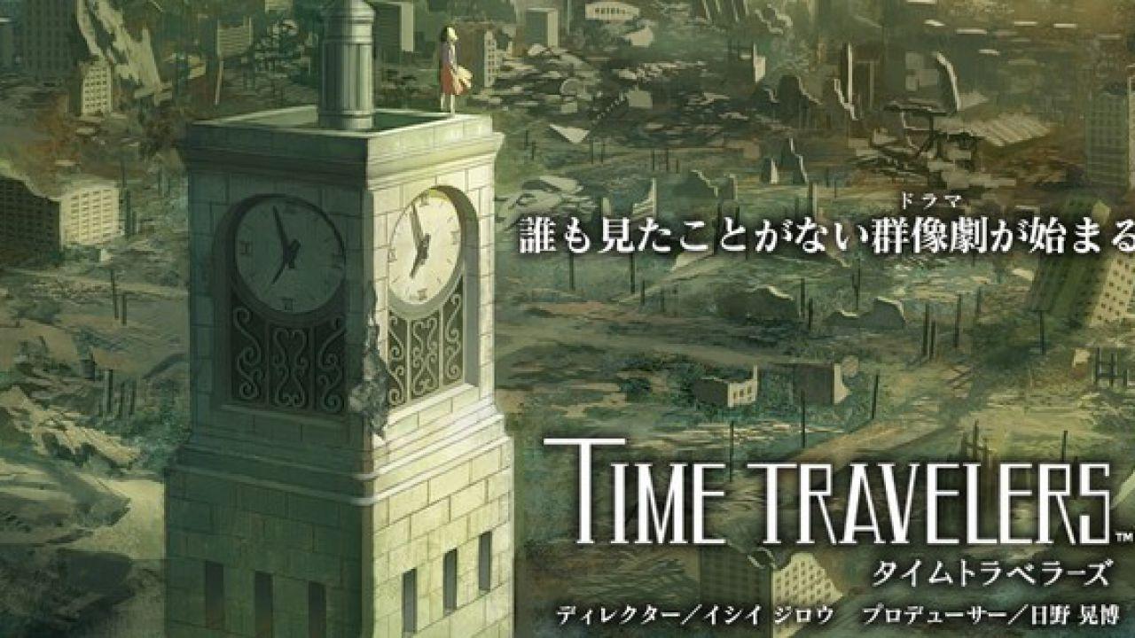 Time Travelers: aggiornamenti e dettagli dal sito ufficiale