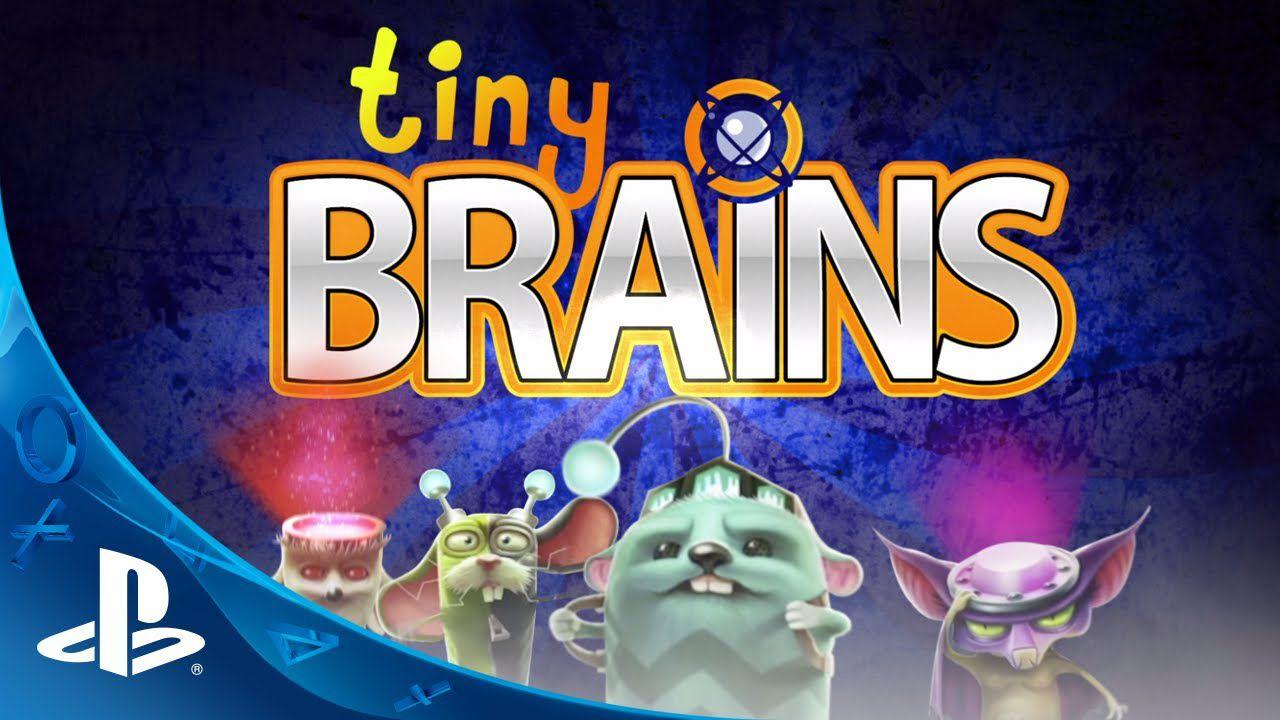 Tiny Brains rimandato a dicembre su Ps4