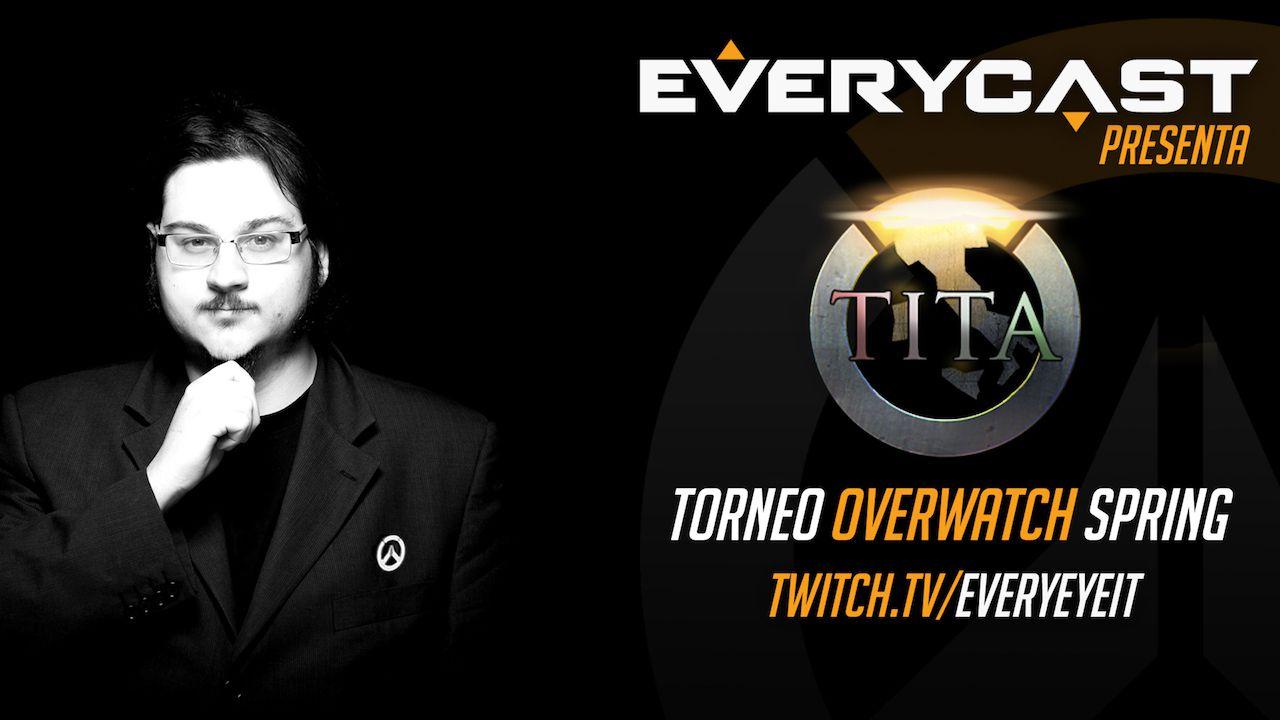 TITA Overwatch Spring Tournament: eliminatorie e finali - Replica Live 14/06/2016