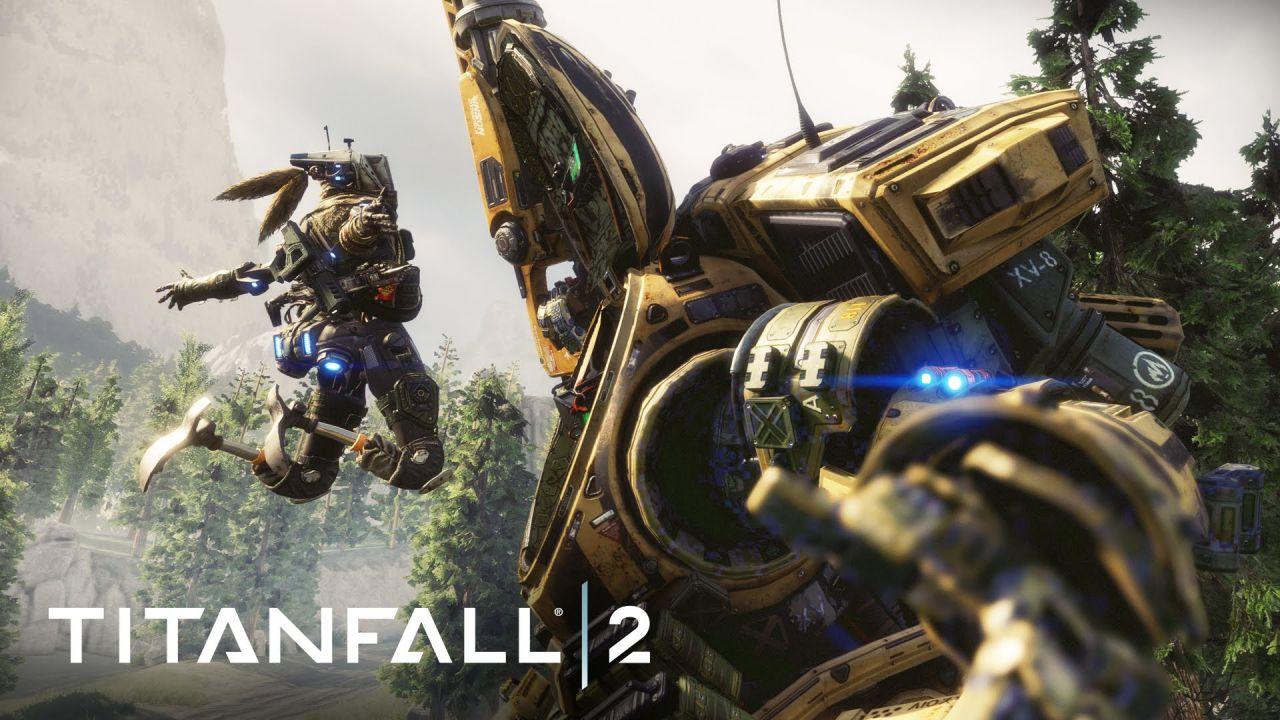 Titanfall 2 è entrato in fase Gold