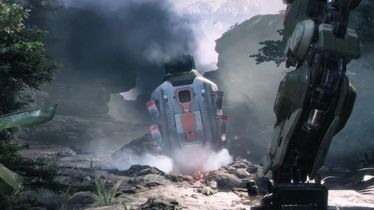 Titanfall 2: i Titani potranno correre sui muri?
