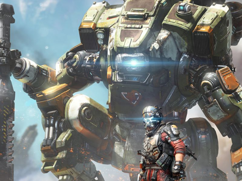 Titanfall 3 will be done? The decision rests with Respawn, according to EA
