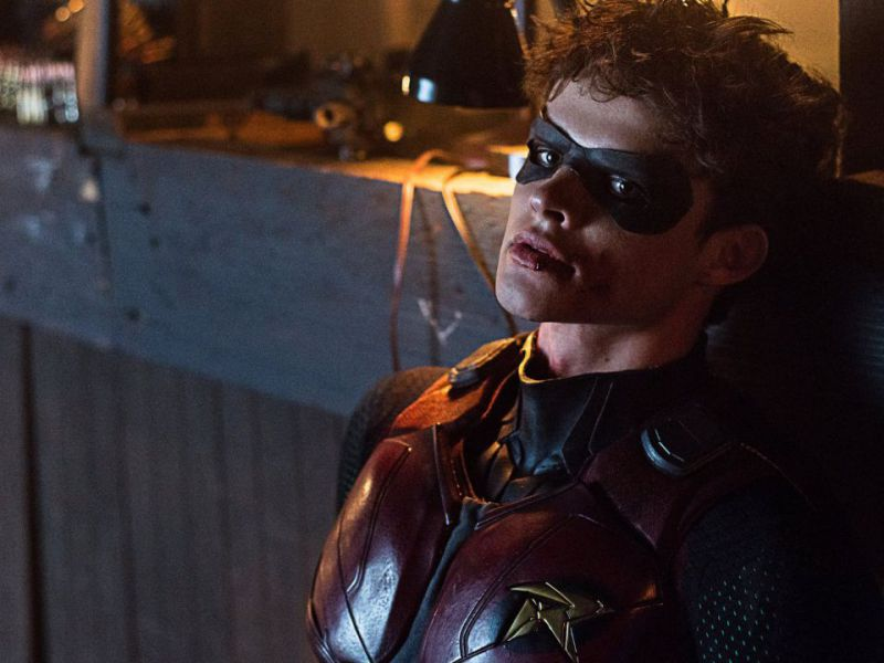 Titans, uno spin-off su Red Robin per lo show Netflix? Risponde Curran Walters