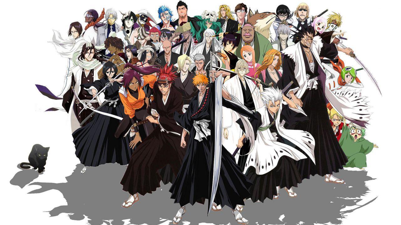 Tite Kubo, l'autore di Bleach, ci delizia con lo sketch di un nuovo Shinigami