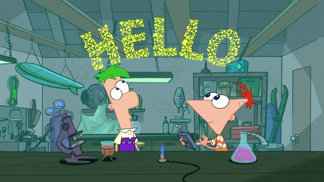 Titolo ufficiale e nuovi dettagli sul il film di Phineas e Ferb in arrivo su Disney+
