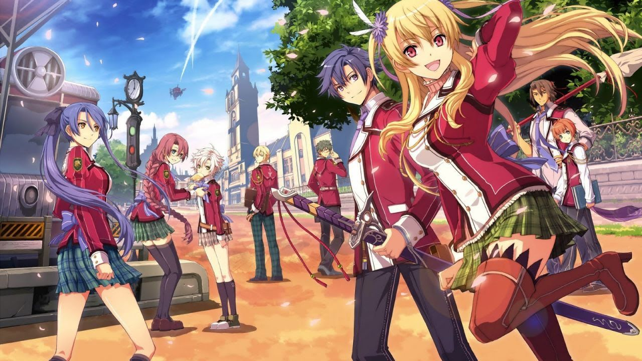 TLoH: Trails of Cold Steel III guida la classifica PlayStation Store giapponese