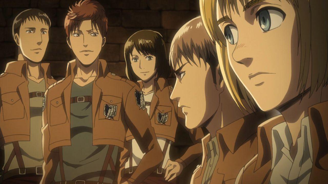 Tokyo Anime Award Festival, L'attacco dei Giganti tra le nomination