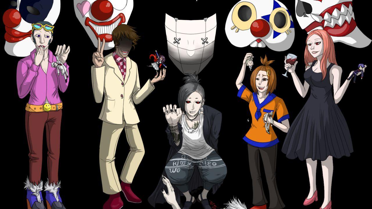 Tokyo Ghoul: chi sono i clown e cosa vogliono? Ecco cosa sappiamo