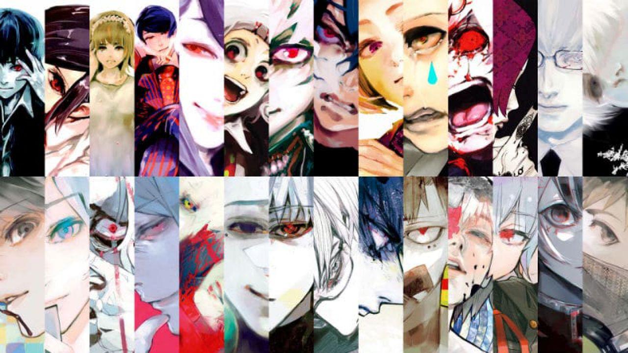 Tokyo Ghoul e Tokyo Ghoul:re hanno venduto 44 milioni di copie complessive