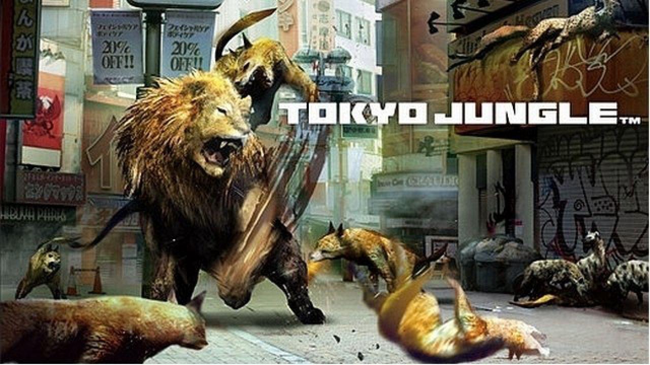 Tokyo Jungle: positivo debutto sul mercato orientale