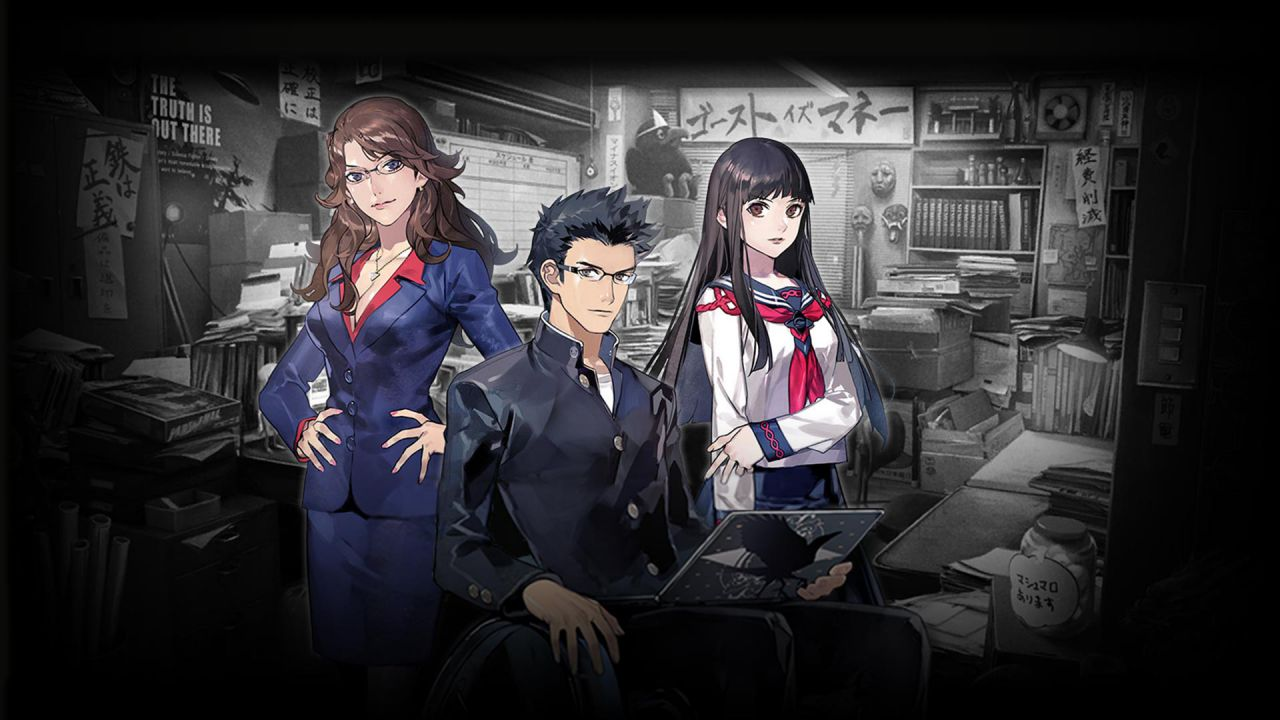 Tokyo Twilight Ghost Hunters: la riedizione Daybreak arriva in Occidente
