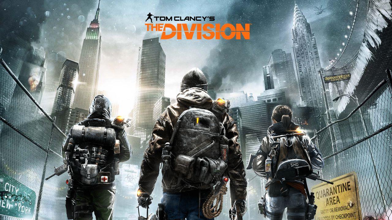 Tom Clancy's The Division festeggia il lancio con un evento speciale a New York