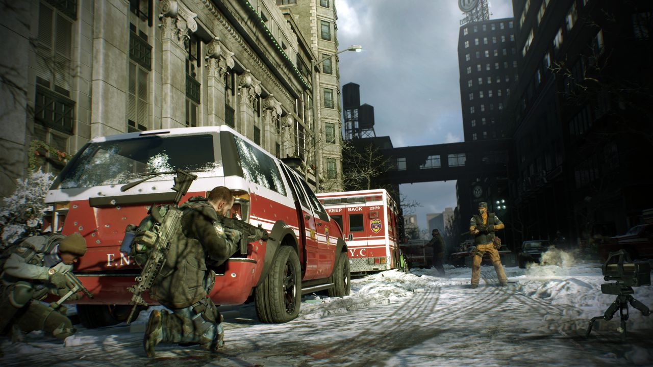 Tom Clancy's The Division: Digital Foundry confronta il frame rate su console