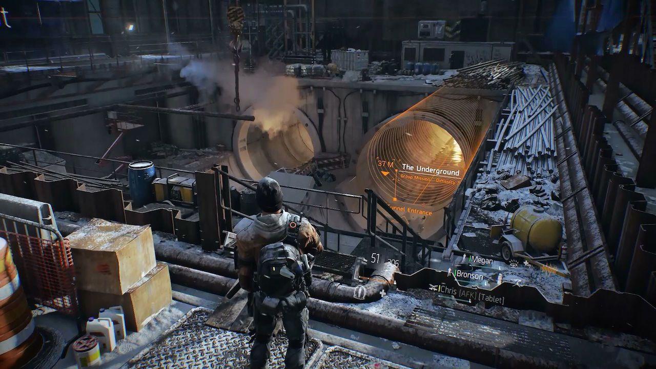 Tom Clancy's The Division: Trapela un video della beta in versione PC