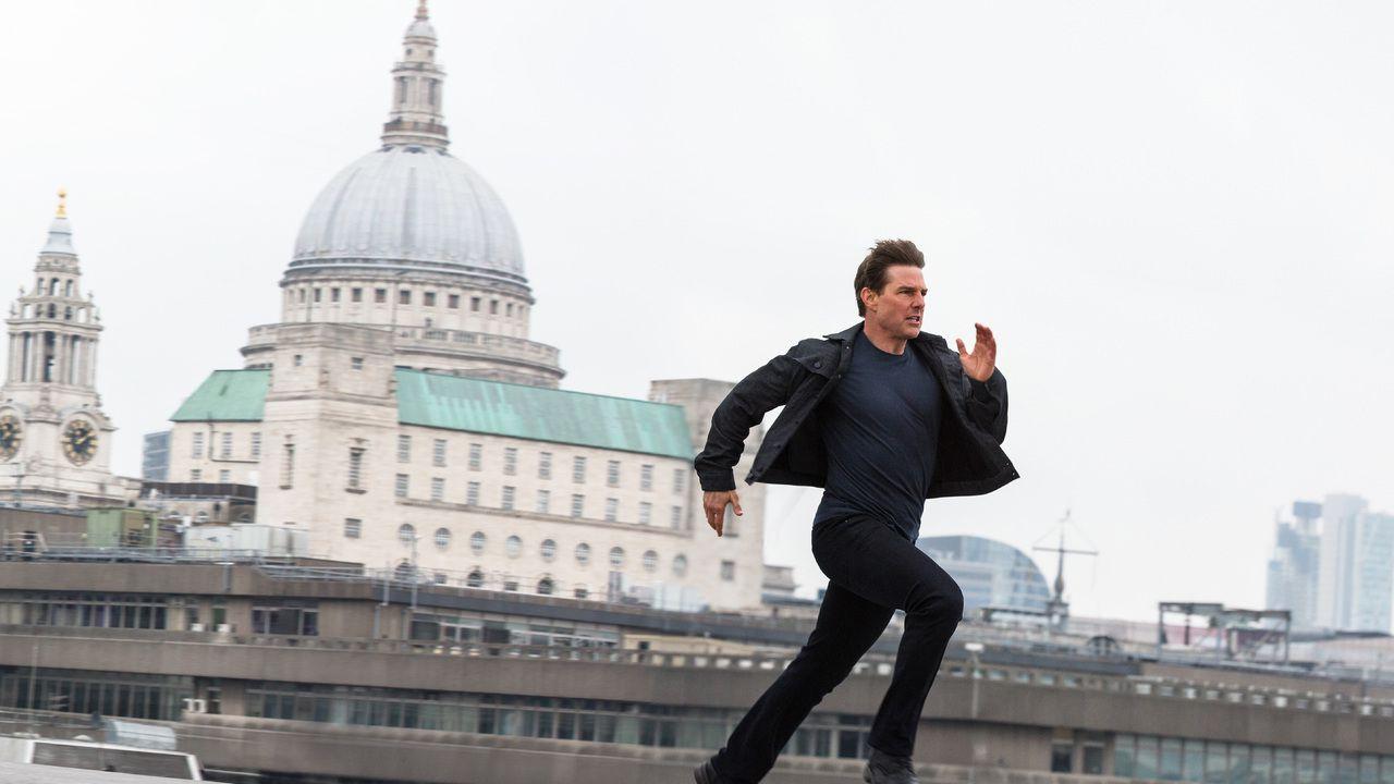 Mission: Impossible 7 - iniziate le riprese del film a Roma