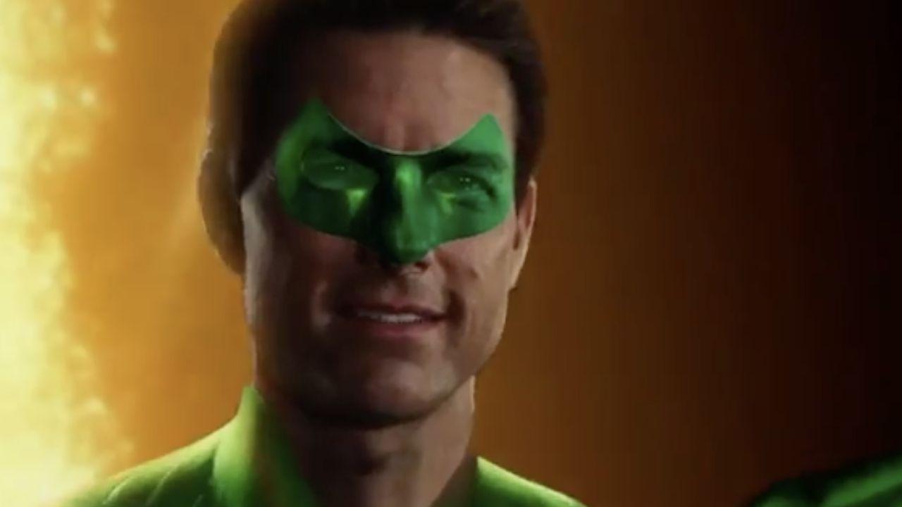 Tom Cruise è Lanterna Verde nell'esilarante 'versione segreta' svelata da Ryan Reynolds