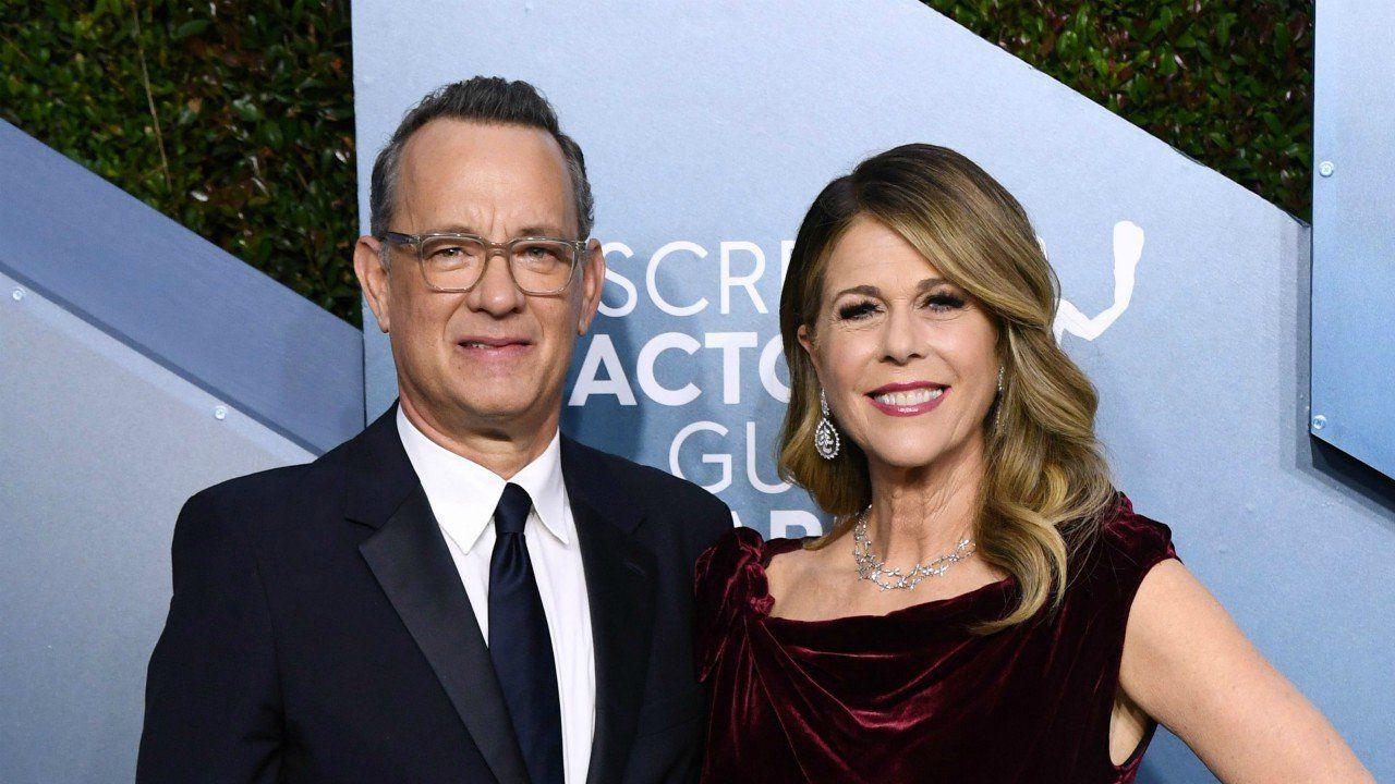 Tom Hanks e Rita Wilson positivi al test del Coronavirus