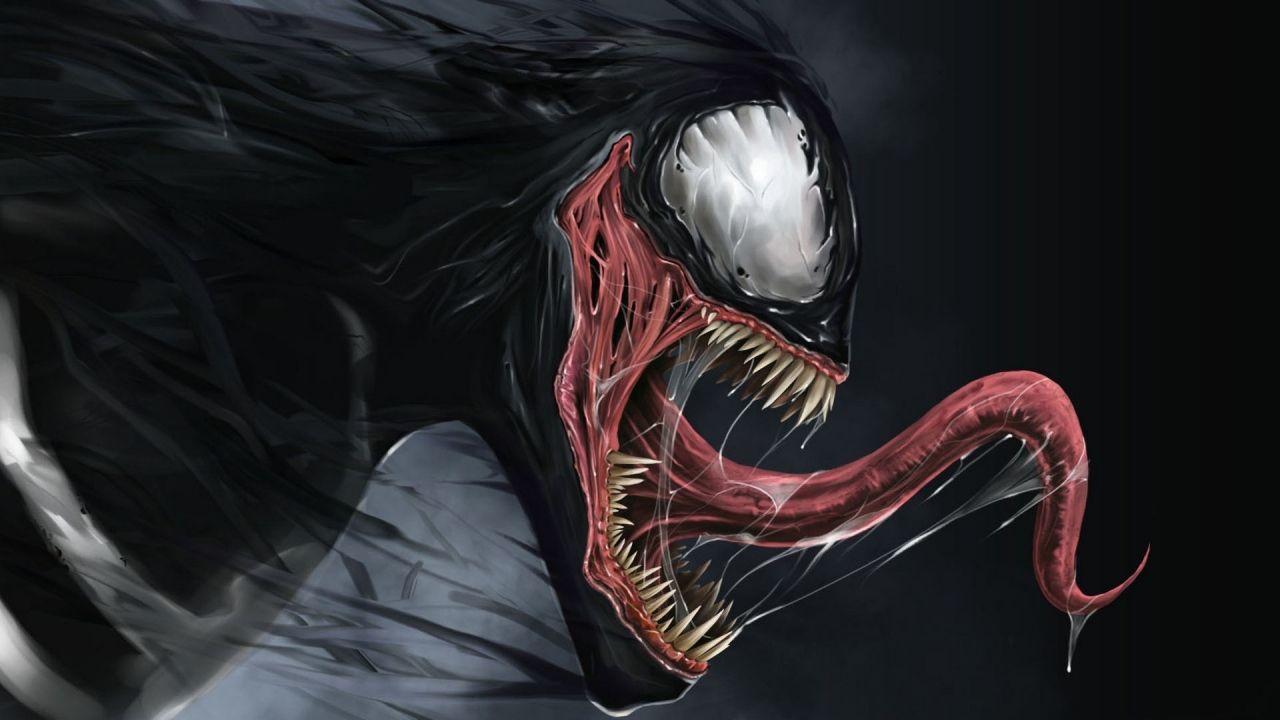 Tom Hardy nelle nuove foto dal set di Venom, Michelle Williams parla del suo ruolo