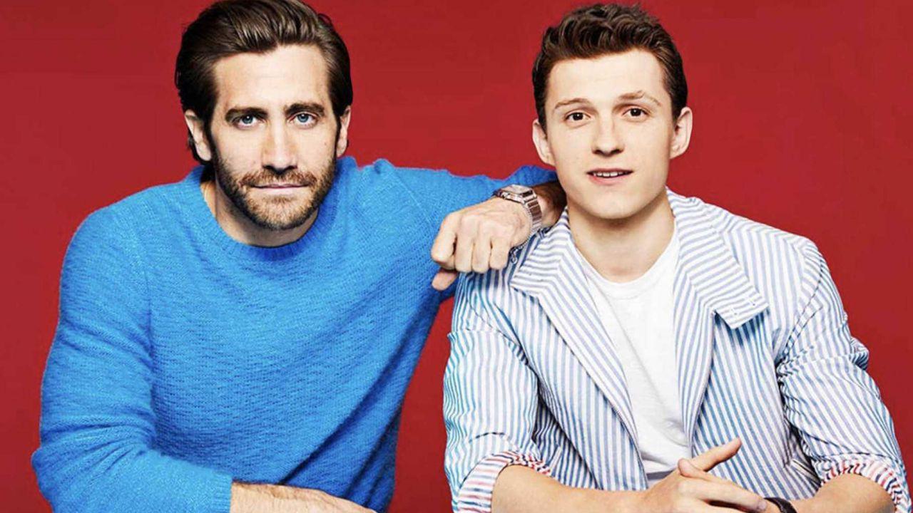 Tom Holland fa gli auguri a Jake Gyllenhaal: 'Dovevo essere il primo'