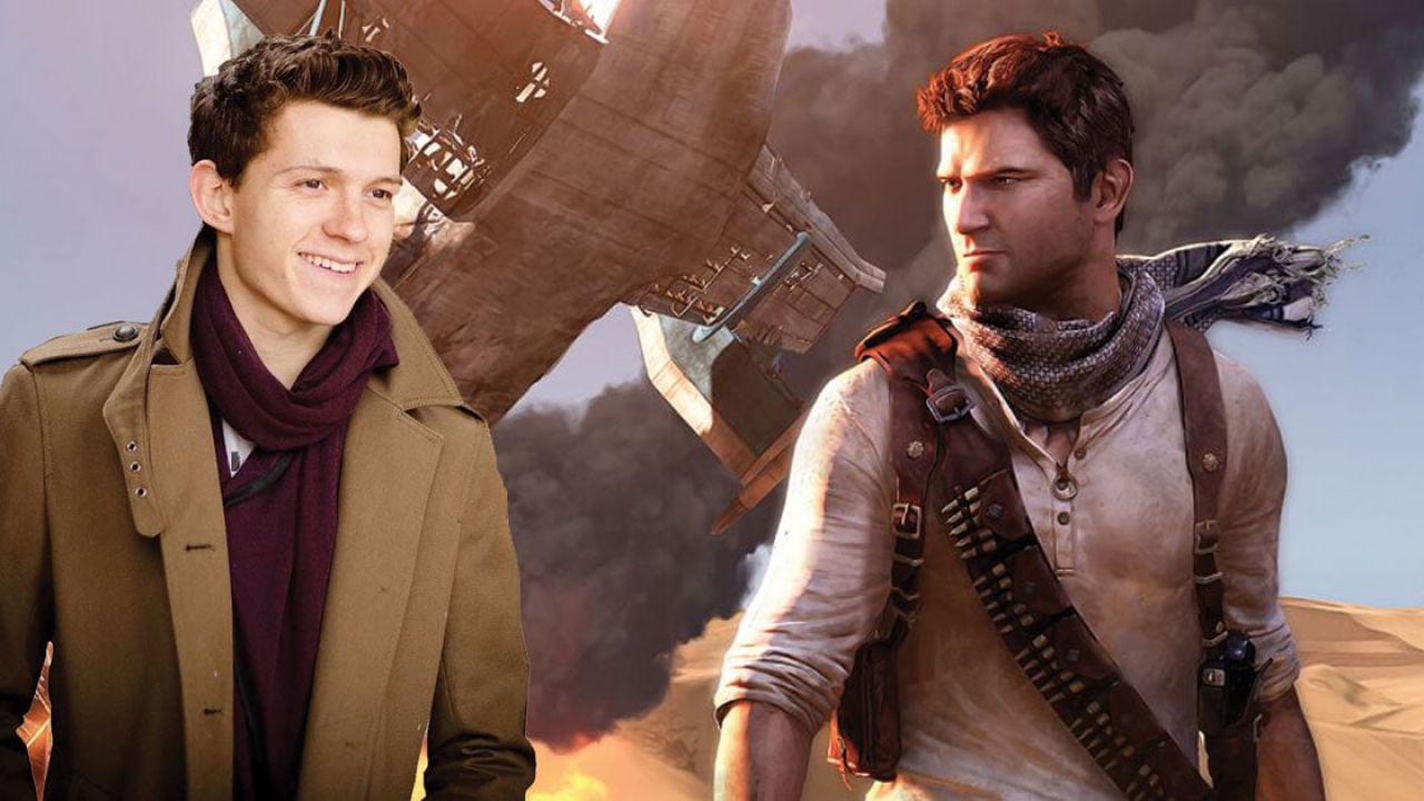 Tom Holland ha letto la sceneggiatura di Uncharted: 'Sarà un film molto divertente'
