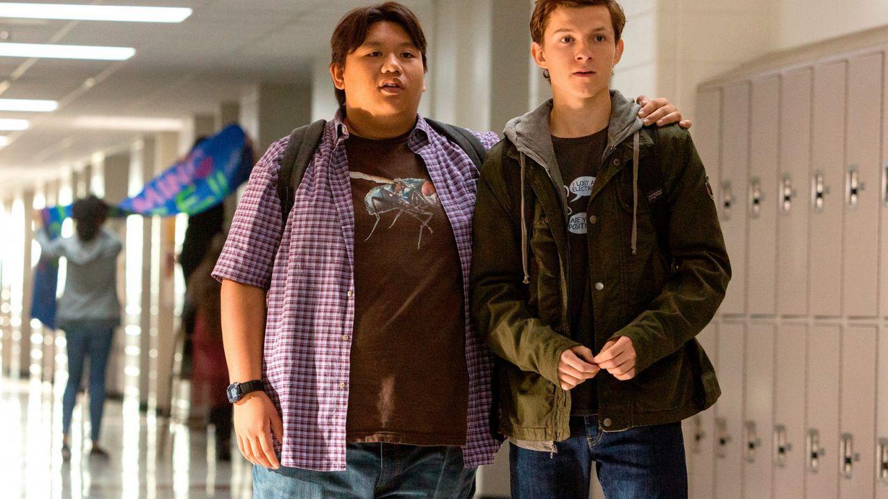 Tom Holland riguarda Spider-Man: Homecoming e rivela la sua scena preferita