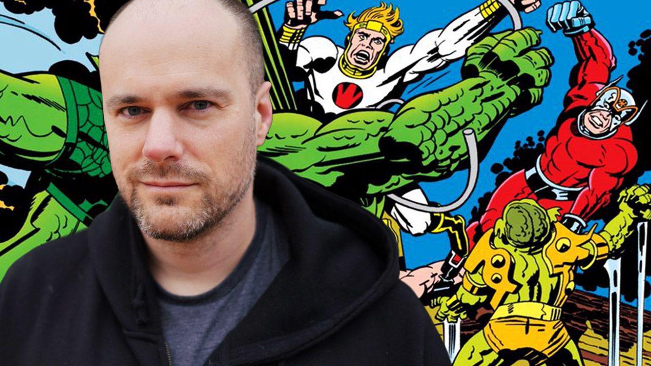 Tom King promette 'grandi cose' per New Gods, il nuovo progetto DC Films