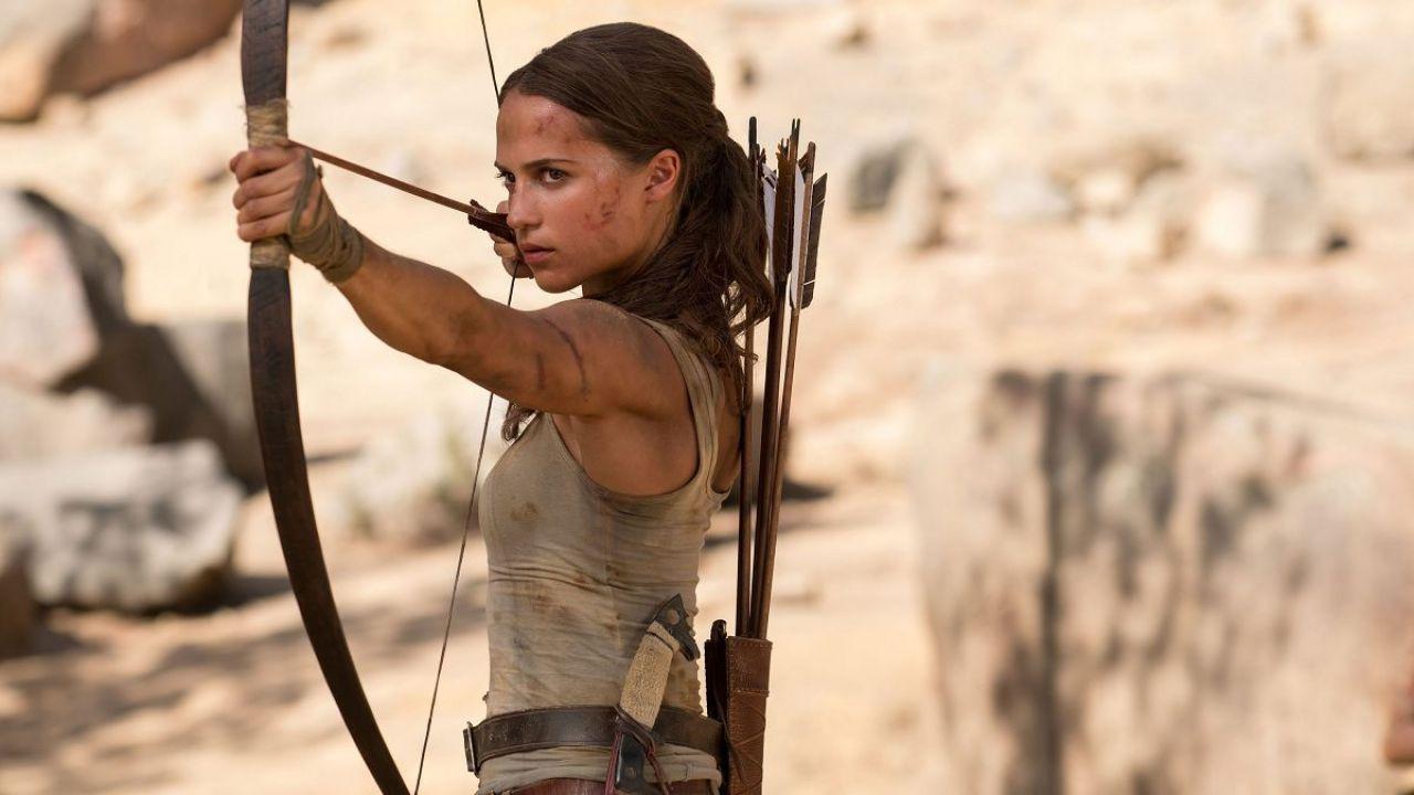 Tomb Raider 2 con Alicia Vikander sarà girato in Inghilterra e Norvegia