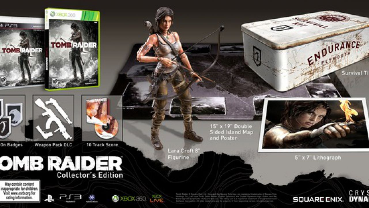 Tomb Raider Definitive Edition: annuncio previsto a dicembre