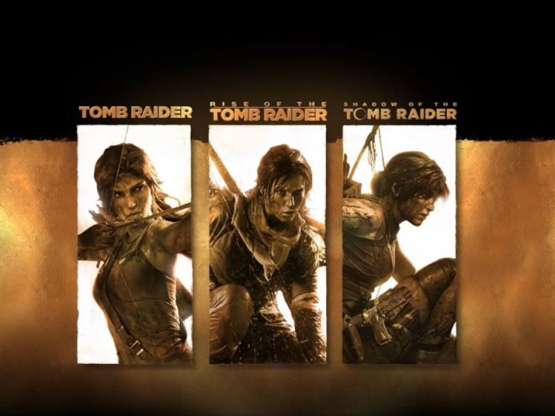 Tomb Raider Definitive Survivor Trilogy, available: never announced, but already on sale