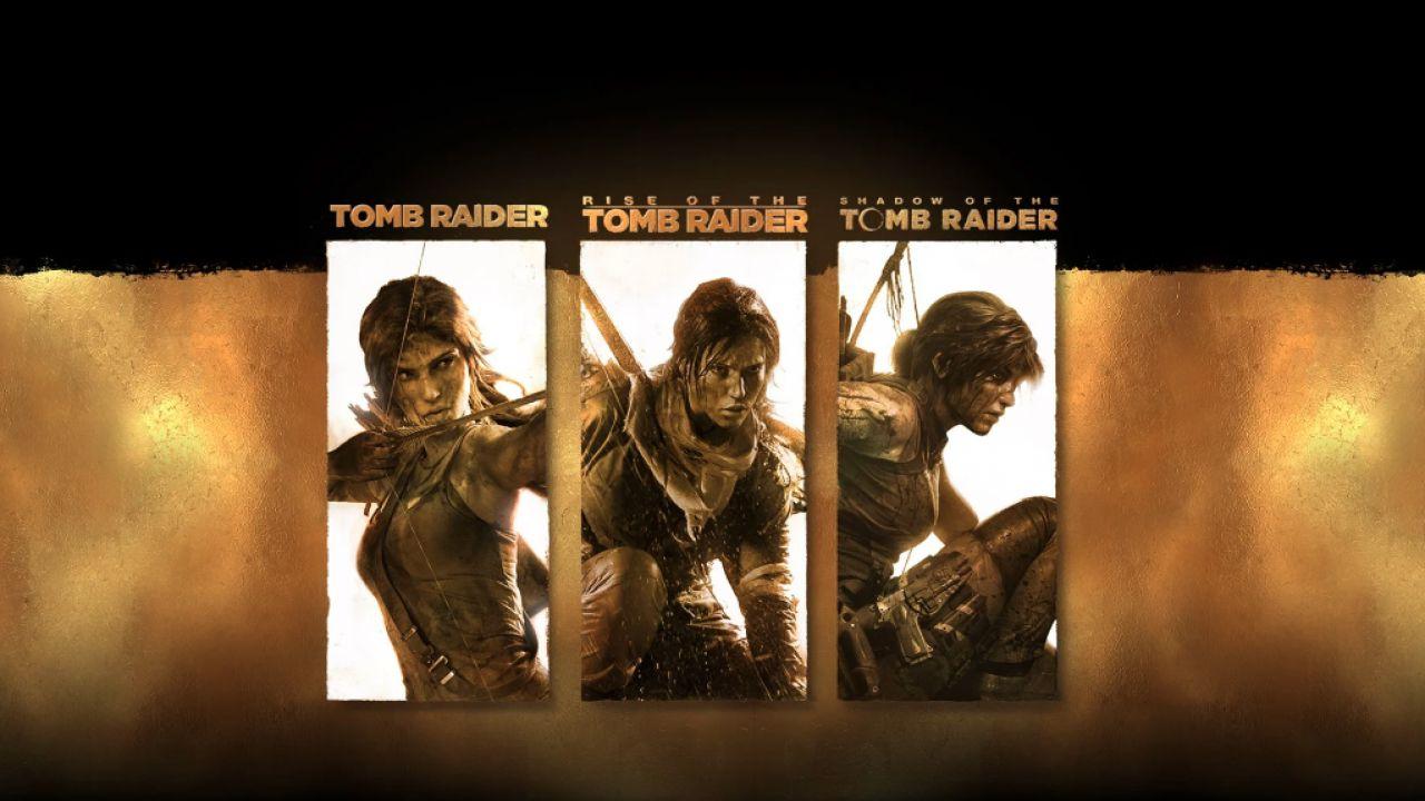 Tomb Raider Defnitive Survivor Trilogy avvistata: leak e data di uscita da Microsoft Store