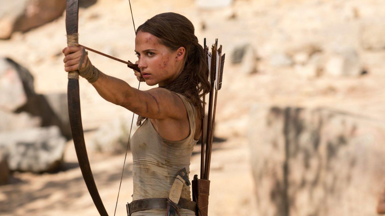 Tomb Raider: il reboot con Alicia Vikander arriva in home video dall'11 luglio!